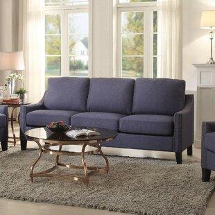 Rosner Wooden Sofa