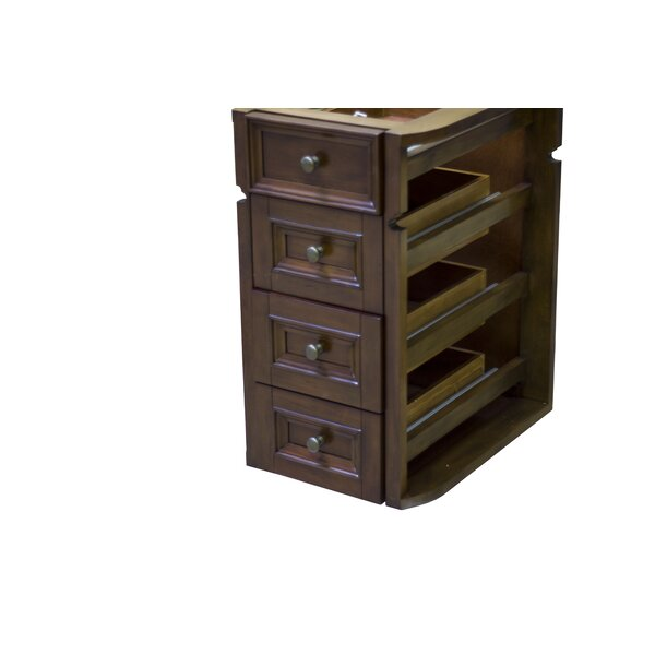 Busey 14.75 W x 24 H Wall Mounted Cabinet