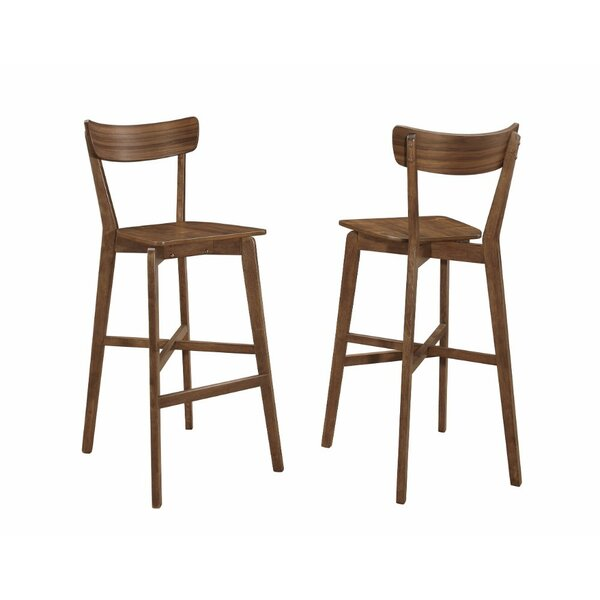 Hannibal Bar Stool (Set of 2) by George Oliver