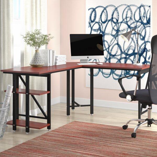 Sherlene L-Shape Computer Desk