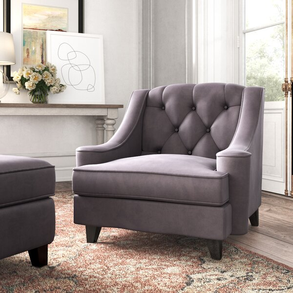 Briley Armchair by Kelly Clarkson Home Kelly Clarkson Home