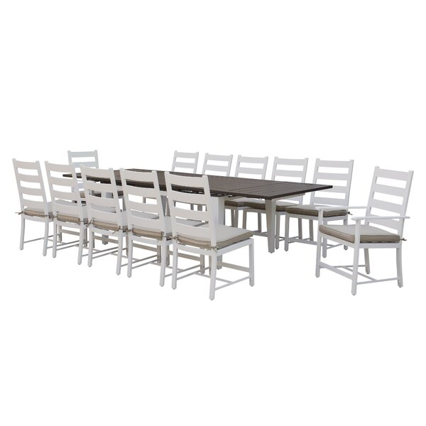 Halverson Dining Table by Highland Dunes