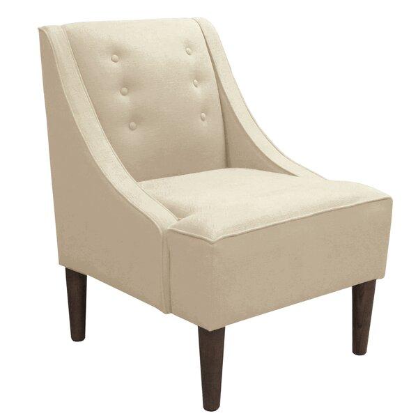Taos Slipper Chair by Red Barrel Studio