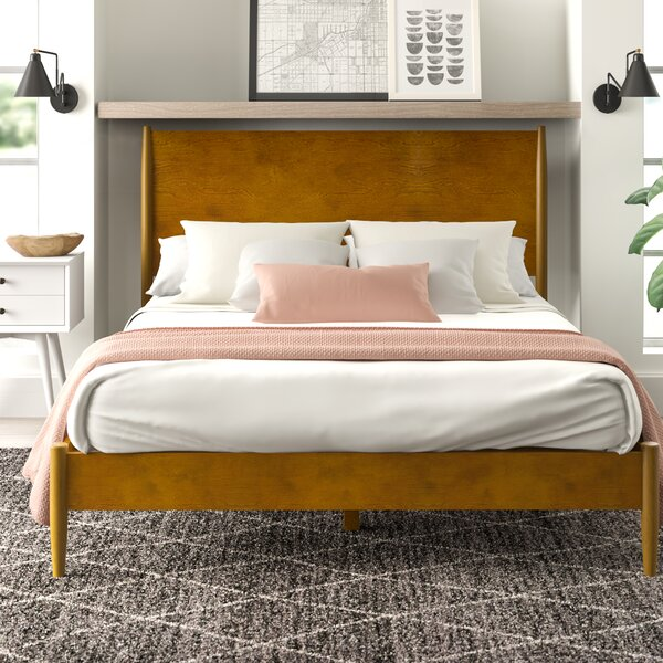 Easmor Platform Bed by Langley Street