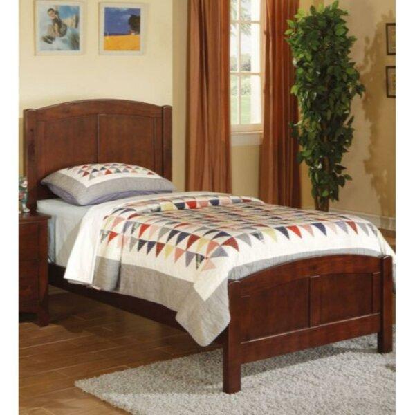 Faust Wooden Twin Platform Bed by Harriet Bee