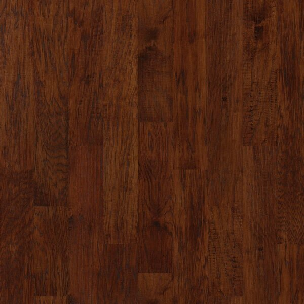 Yorkshire Hickory II 6.8 Engineered Hardwood Flooring in Campari by Anderson Floors
