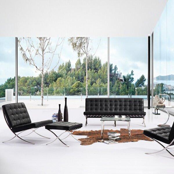 Alisia Lounge Chair and Ottoman by Orren Ellis Orren Ellis