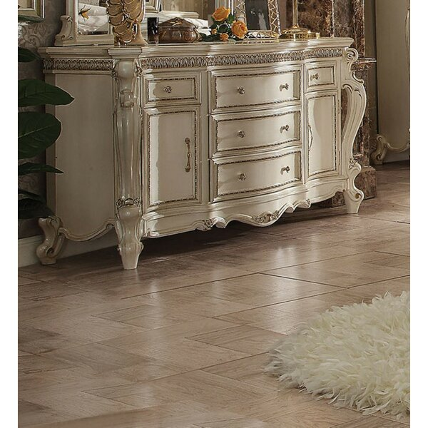 Dili 5 Drawer Combo Dresser by Astoria Grand
