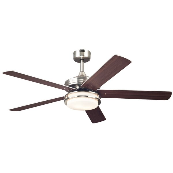 52 Boulder 5 Blade Ceiling Fan by Andover Mills