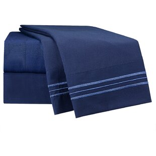 Read Reviews Heron Microfiber Sheet Set By Nestl Bedding