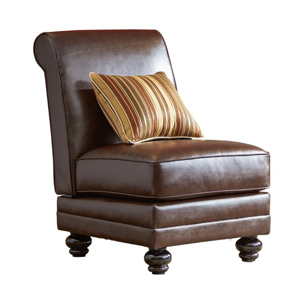 Croydon Slipper Chair by Three Posts