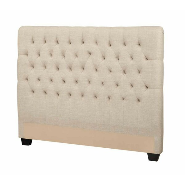 Cherri Upholstered Panel Headboard by Darby Home Co