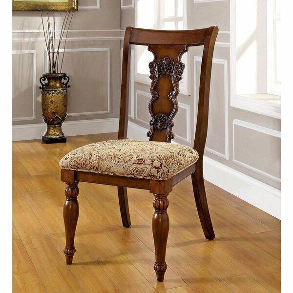 Elmhur Queen Anne Back Side Chair (Set of 2) by Astoria Grand Astoria Grand