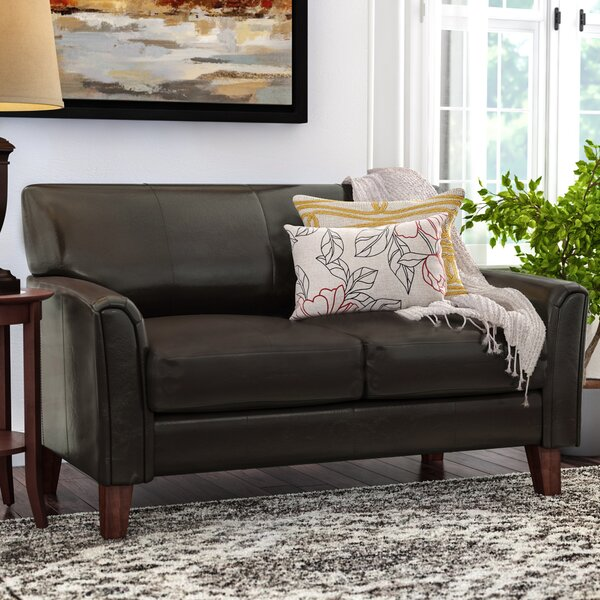 Nohoff Loveseat by Alcott Hill