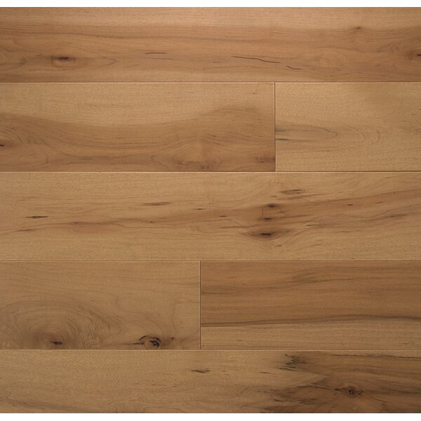 Character 5 Engineered Maple Hardwood Flooring in Pine by Somerset Floors