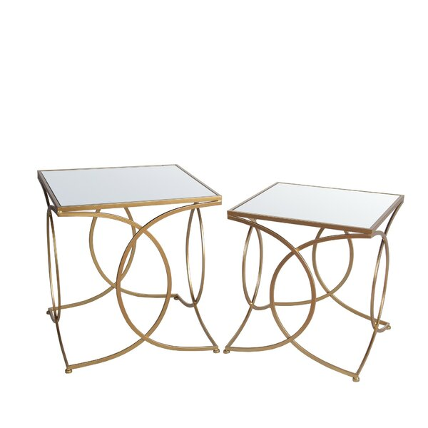 Difiore Abstract Nesting Tables By Mercer41