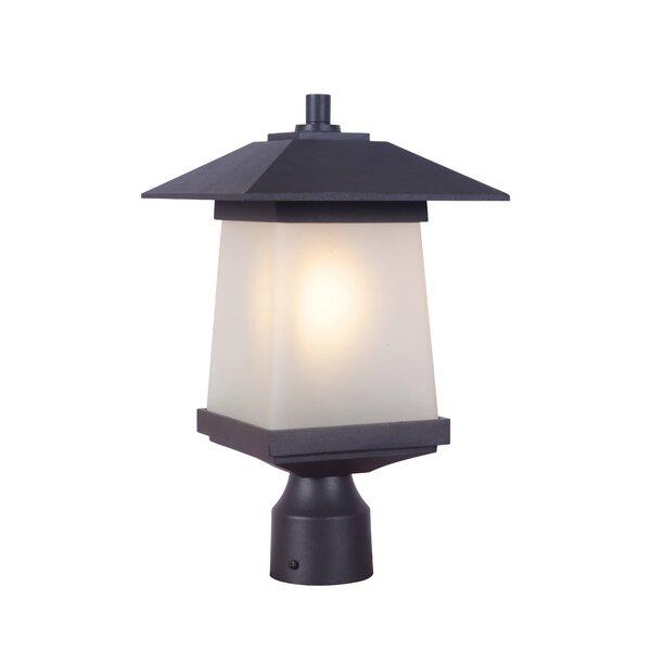 Brogan 1-Light Lantern Head by Gracie Oaks