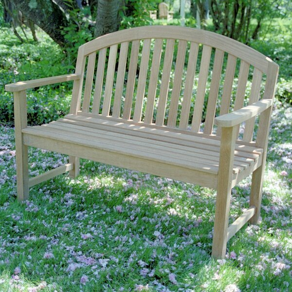 Dodger Teak Garden Bench by CO9 Design CO9 Design