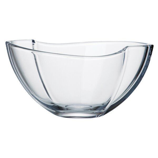 Crystalline Serving Bowl by Majestic Crystal