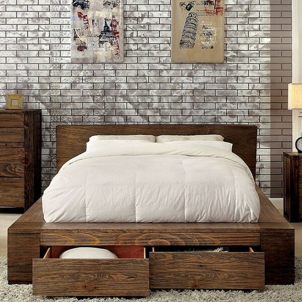 Rudden Panel Bed by Loon Peak