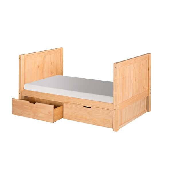 Rabon Twin Mates & Captains Bed by Harriet Bee