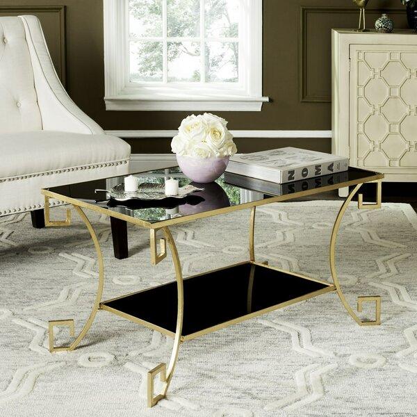Ondina Woodsetter Coffee Table by Willa Arlo Interiors