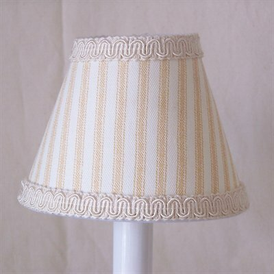 Striped Clamshell Night Light by Silly Bear Lighting