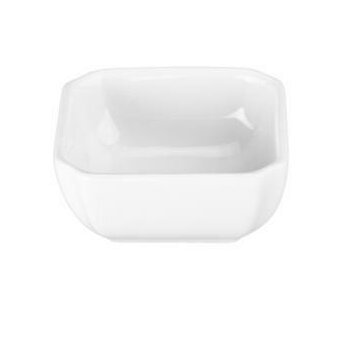 Minis Square Bowl with Indent Corners (Set of 12) by BIA Cordon Bleu