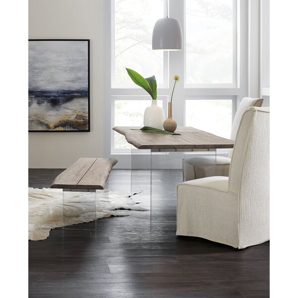 Organic 2 Piece Solid Wood Dining Set by Hooker Furniture