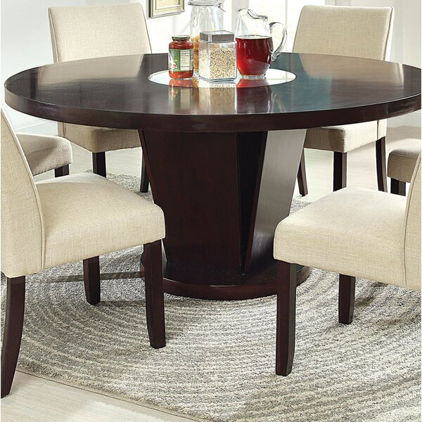 Kiro Dining Table by Alcott Hill