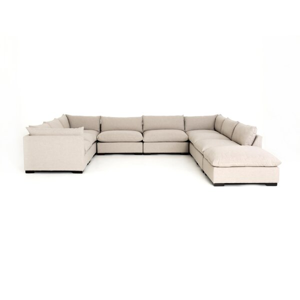 Southwold 8-Piece Sectional With Ottoman By Brayden Studio