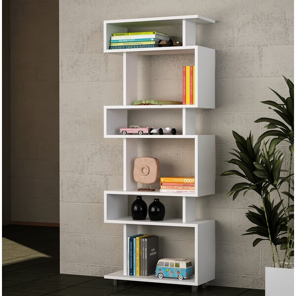 Godbout Cube Unit Bookcase by Mercury Row