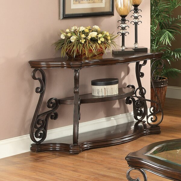 Bearup Console Table by Astoria Grand