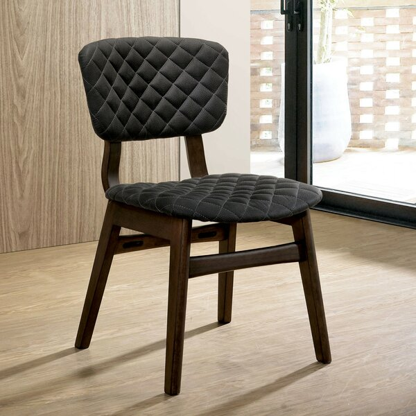 Alfredo Upholstered Dining Chair (Set Of 2) By 17 Stories Fresh