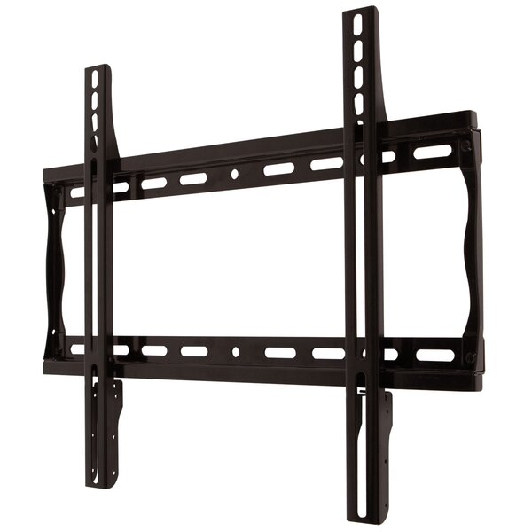 Fixed Universal Wall Mount for 26 - 46 Flat Panel Screens by Crimson AV