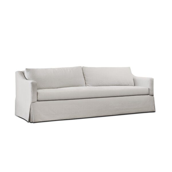 Laine Dressmaker Sofa 96'' by Uniquely Furnished