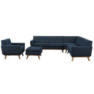 Acevedo Standard Living Room Set by AllModern