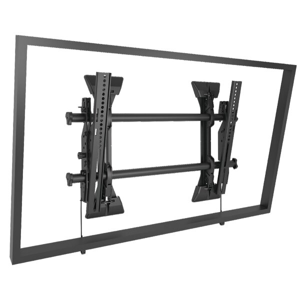 Medium Fusion Micro-Adjustable Tilt Wall Mount for 33 - 40 Flat Panel Screens by Chief Manufacturing