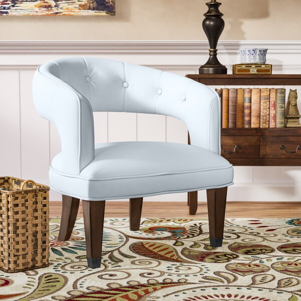 Burrough Barrel Chair by Darby Home Co Darby Home Co