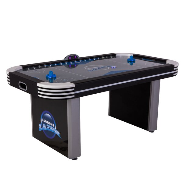 Triumph Lumen-X Lazer Air Hockey Table by Viva Sol