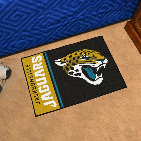 NFL - Jacksonville Jaguars Starter Doormat by FANMATS