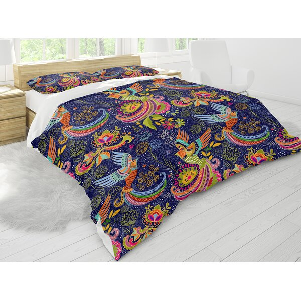 Celik Comforter Set By Bloomsbury Market