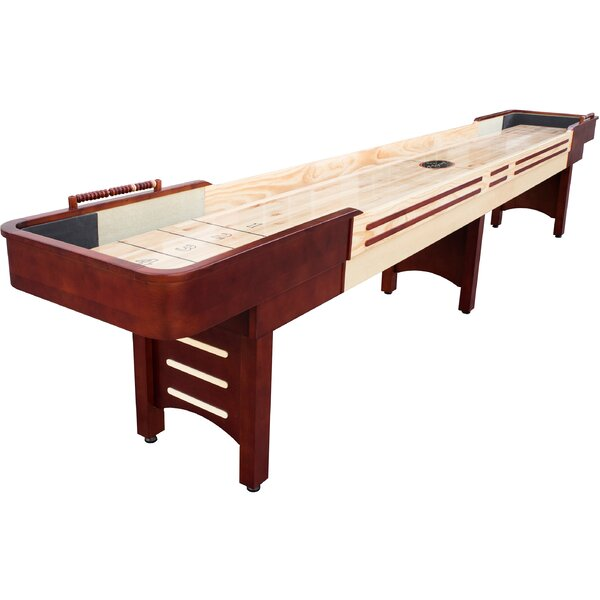 Playcraft Coventry Cherry Shuffleboard Table by Playcraft