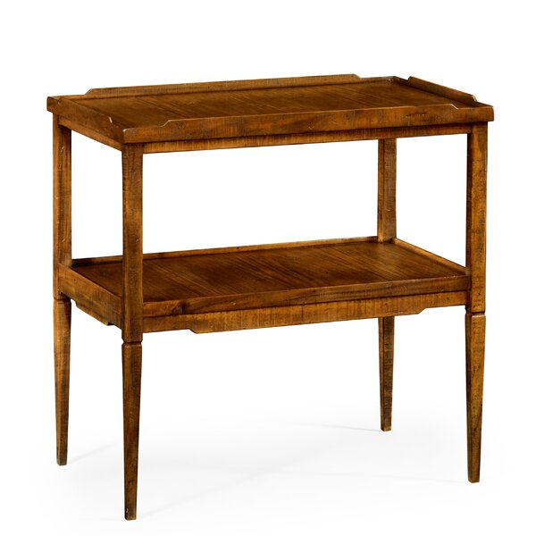 Review Antique Tray Table