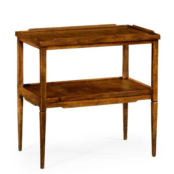 Home Décor Antique Tray Table