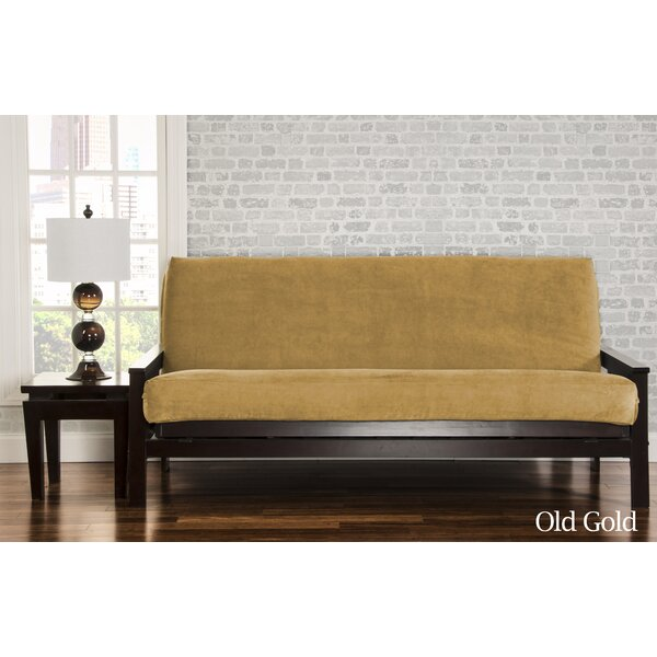 Sierocka Box Cushion Futon Slipcover By Latitude Run