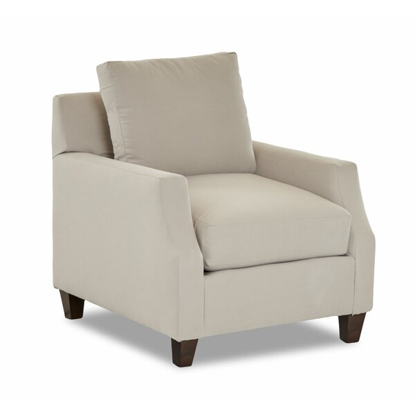 Brandi Armchair by Wayfair Custom Upholstery™