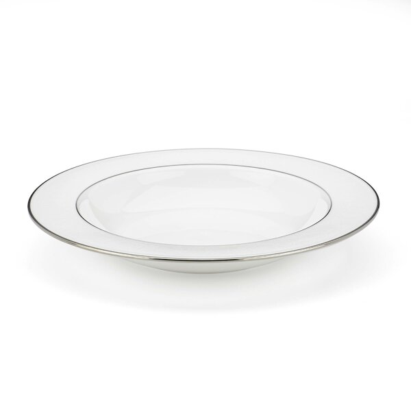 Hannah Platinum Pasta / Soup Bowl by Lenox