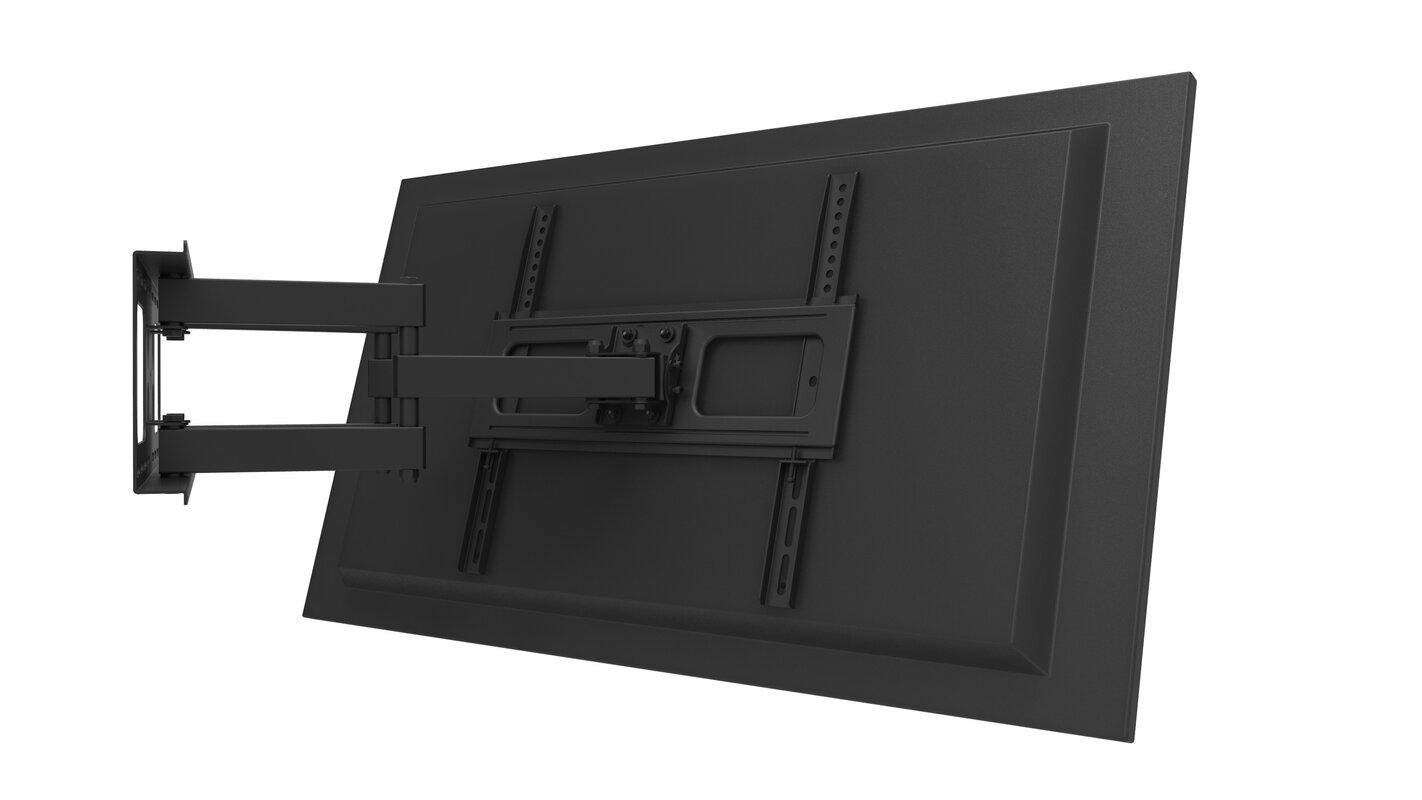 gforce full motion tv wall mount for 37 70 flat panel. Black Bedroom Furniture Sets. Home Design Ideas