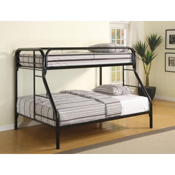 Ashburton Twin over Twin Bunk Bed by Harriet Bee
